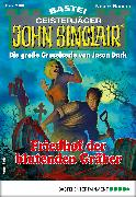 Cover-Bild zu Dark, Jason: John Sinclair 2100 - Horror-Serie (eBook)