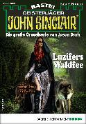 Cover-Bild zu Dark, Jason: John Sinclair 2063 - Horror-Serie (eBook)