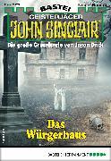 Cover-Bild zu Dark, Jason: John Sinclair 2123 - Horror-Serie (eBook)