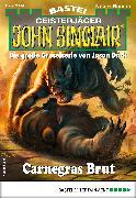 Cover-Bild zu Hill, Ian Rolf: John Sinclair 2114 - Horror-Serie (eBook)