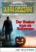 Cover-Bild zu Stahl, Timothy: John Sinclair 2102 - Horror-Serie (eBook)