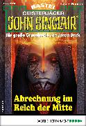 Cover-Bild zu Hill, Ian Rolf: John Sinclair 2120 - Horror-Serie (eBook)