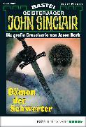 Cover-Bild zu Bekker, Alfred: John Sinclair - Folge 1995 (eBook)