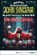Cover-Bild zu Dark, Jason: John Sinclair - Folge 1997 (eBook)