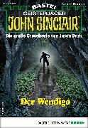 Cover-Bild zu Freund, Marc: John Sinclair 2117 - Horror-Serie (eBook)