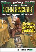 Cover-Bild zu Breuer, Michael: John Sinclair 2064 - Horror-Serie (eBook)