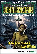 Cover-Bild zu Dark, Jason: John Sinclair 2087 - Horror-Serie (eBook)