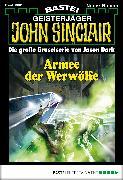 Cover-Bild zu Breuer, Michael: John Sinclair - Folge 1992 (eBook)