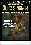 Cover-Bild zu Dark, Jason: John Sinclair - Folge 1991 (eBook)