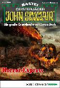 Cover-Bild zu Dark, Jason: John Sinclair - Folge 2049 (eBook)