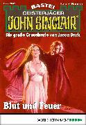 Cover-Bild zu Marques, Rafael: John Sinclair - Folge 2047 (eBook)