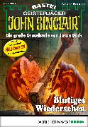 Cover-Bild zu Stahl, Timothy: John Sinclair - Folge 2051 (eBook)