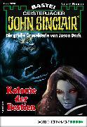Cover-Bild zu Hill, Ian Rolf: John Sinclair 2096 - Horror-Serie (eBook)