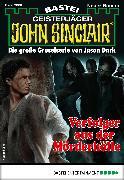 Cover-Bild zu Dark, Jason: John Sinclair 2068 - Horror-Serie (eBook)