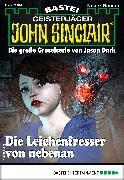 Cover-Bild zu Hill, Ian Rolf: John Sinclair 2104 - Horror-Serie (eBook)