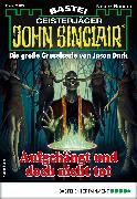 Cover-Bild zu Dark, Jason: John Sinclair 2105 - Horror-Serie (eBook)