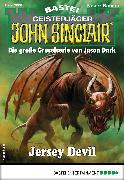 Cover-Bild zu Bekker, Alfred: John Sinclair 2066 - Horror-Serie (eBook)