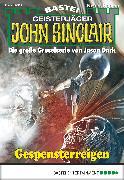 Cover-Bild zu Hill, Ian Rolf: John Sinclair - Folge 2001 (eBook)