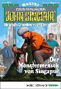 Cover-Bild zu Hill, Ian Rolf: John Sinclair 2075 - Horror-Serie (eBook)