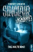 Cover-Bild zu Hammer, Carson: Sinclair Academy - 10 (eBook)