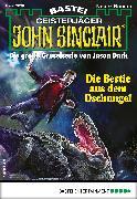 Cover-Bild zu Hill, Ian Rolf: John Sinclair 2090 - Horror-Serie (eBook)