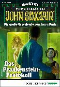 Cover-Bild zu Hill, Ian Rolf: John Sinclair 2080 - Horror-Serie (eBook)
