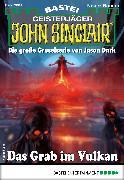 Cover-Bild zu Stahl, Timothy: John Sinclair 2081 - Horror-Serie (eBook)