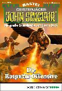 Cover-Bild zu Hill, Ian Rolf: John Sinclair 2079 - Horror-Serie (eBook)