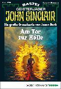 Cover-Bild zu Marques, Rafael: John Sinclair - Folge 1998 (eBook)