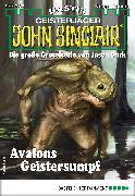 Cover-Bild zu Hill, Ian Rolf: John Sinclair 2110 - Horror-Serie (eBook)