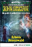 Cover-Bild zu Dark, Jason: John Sinclair 2084 - Horror-Serie (eBook)