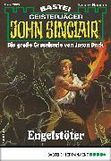 Cover-Bild zu Hill, Ian Rolf: John Sinclair 2085 - Horror-Serie (eBook)