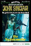 Cover-Bild zu Dark, Jason: John Sinclair - Folge 1964 (eBook)