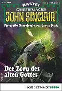 Cover-Bild zu Albertsen, Stefan: John Sinclair 2073 - Horror-Serie (eBook)