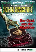 Cover-Bild zu Stahl, Timothy: John Sinclair 2095 - Horror-Serie (eBook)