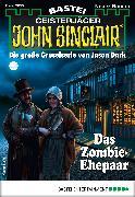 Cover-Bild zu Dark, Jason: John Sinclair 2055 - Horror-Serie (eBook)