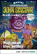 Cover-Bild zu Marques, Rafael: John Sinclair 2092 - Horror-Serie (eBook)