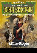 Cover-Bild zu Dark, Jason: John Sinclair 2217 - Horror-Serie (eBook)