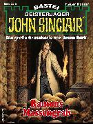 Cover-Bild zu Dark, Jason: John Sinclair 2219 - Horror-Serie (eBook)