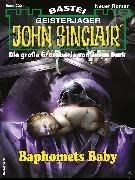 Cover-Bild zu Dark, Jason: John Sinclair 2221 - Horror-Serie (eBook)