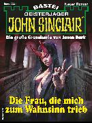 Cover-Bild zu Dark, Jason: John Sinclair 2231 - Horror-Serie (eBook)