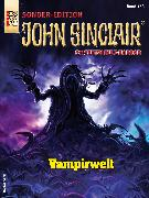 Cover-Bild zu Dark, Jason: John Sinclair Sonder-Edition 153 - Horror-Serie (eBook)
