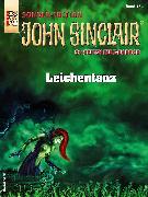 Cover-Bild zu Dark, Jason: John Sinclair Sonder-Edition 154 - Horror-Serie (eBook)