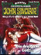 Cover-Bild zu Dark, Jason: John Sinclair 2251 (eBook)