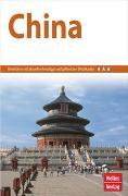 Cover-Bild zu Nelles Verlag (Hrsg.): Nelles Guide Reiseführer China