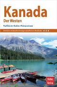 Cover-Bild zu Nelles Verlag (Hrsg.): Nelles Guide Reiseführer Kanada: Der Westen