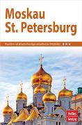 Cover-Bild zu Nelles Verlag (Hrsg.): Nelles Guide Reiseführer Moskau - St. Petersburg