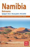 Cover-Bild zu Nelles Verlag (Hrsg.): Nelles Guide Reiseführer Namibia - Botswana