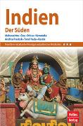 Cover-Bild zu Nelles Verlag (Hrsg.): Nelles Guide Reiseführer Indien - Der Süden