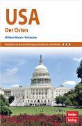 Cover-Bild zu Nelles Verlag (Hrsg.): Nelles Guide Reiseführer USA: Der Osten